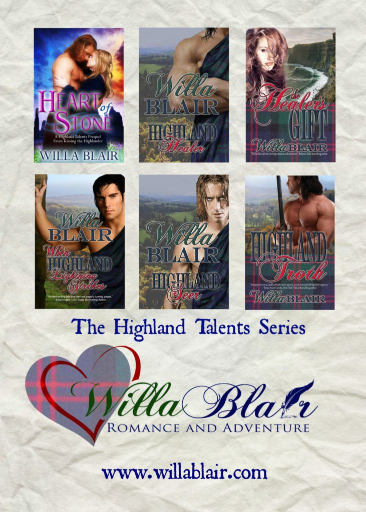 Highland Talents Card