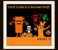 You're Invited to a HALLOWEEN Party!