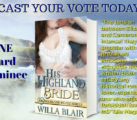 Vote for HIS HIGHLAND BRIDE