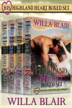 His Highland Heart Series Boxed Set
