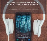 N. N. Light's Book Heaven's Celebrate Audiobook Month